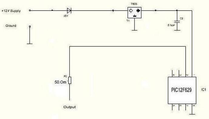 Схема конструктора 2 варианта